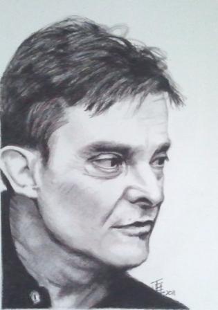 Jeremy Brett by artlife